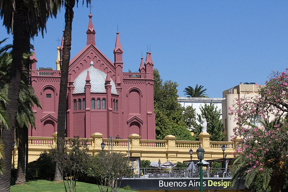 Buenos Aires Sightseeing palermo Argentinia Argentinien South America