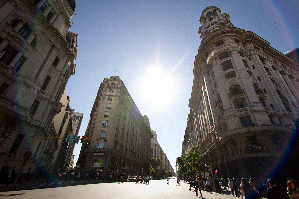 Buenos Aires Sightseeing palermo Argentinia Argentinien South America1
