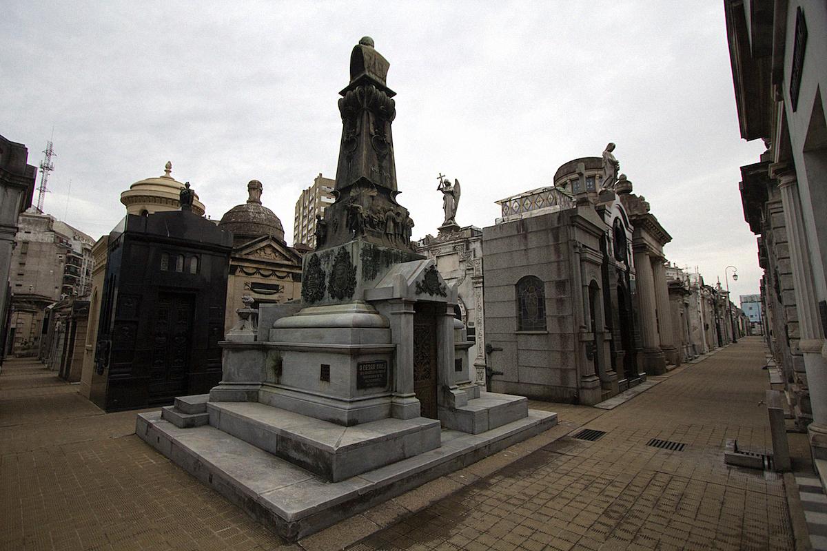 Cementerio de la Recoleta | Buenos Aires Sightseeing Argentinia Argentinien South America