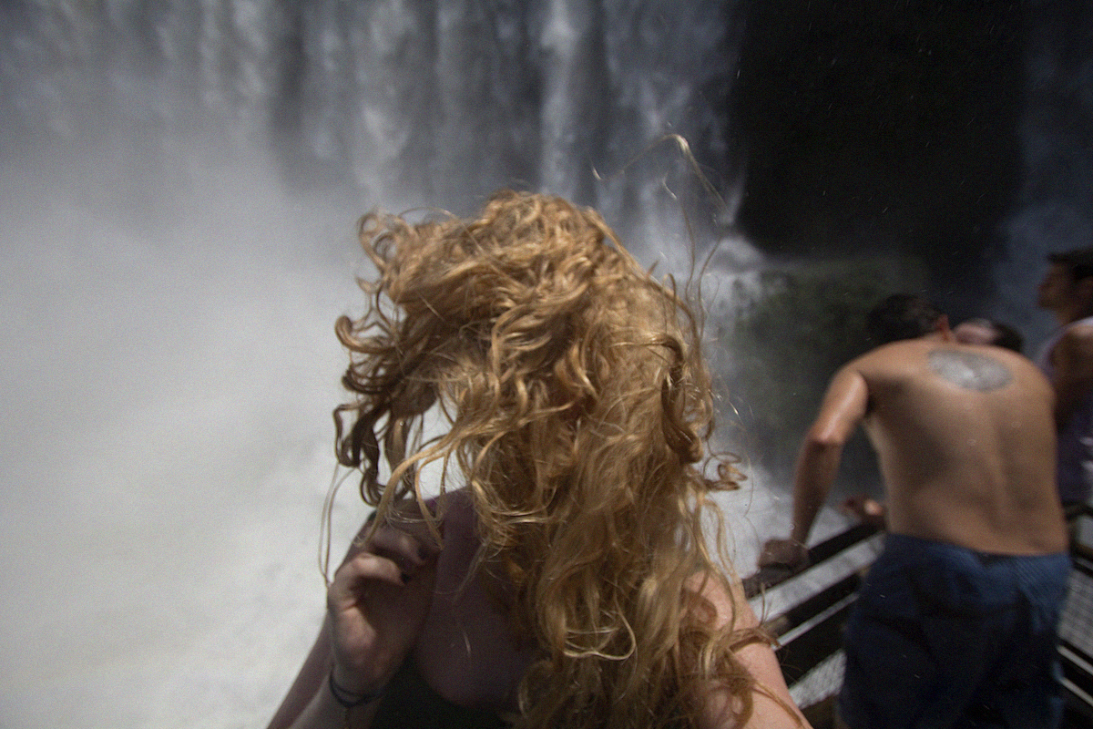 Iguazu Cataratas de Iguazu waterfalls Buenos Aires Sightseeing Argentinia Argentinien South America22
