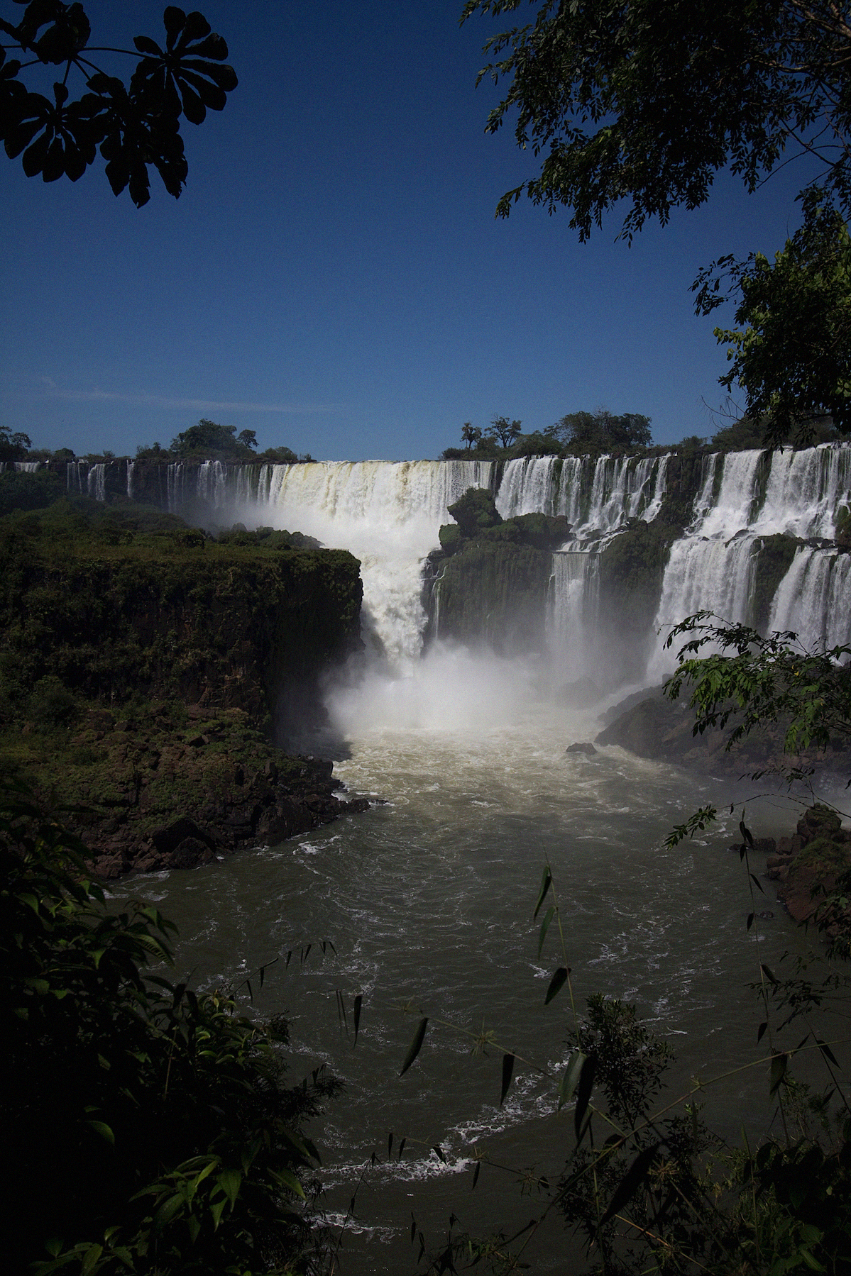 Iguazu Cataratas de Iguazu waterfalls Buenos Aires Sightseeing Argentinia Argentinien South America28