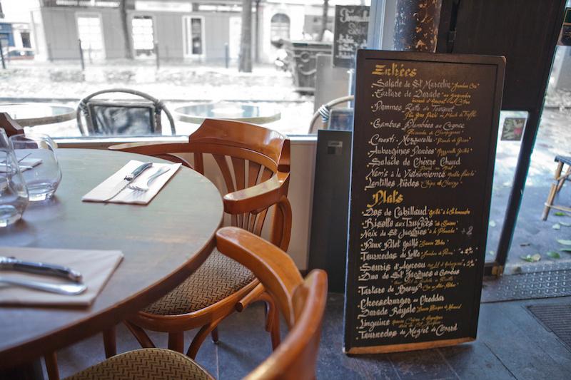Restaurants in Paris |Le Gabin