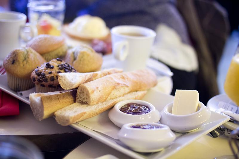 Brunch le dimanche | Café Le Basile