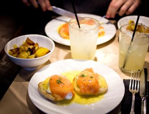 Restaurants in Paris | brunch at Marcel eating in Montmartre, restaurants in Montmartre