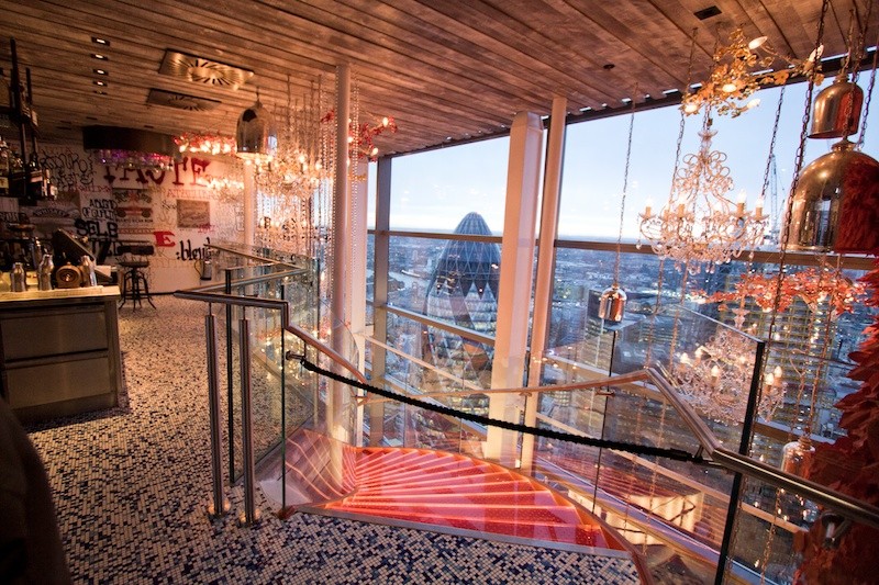 Duck & Waffle | London Restaurant with a view - Restaurants in London