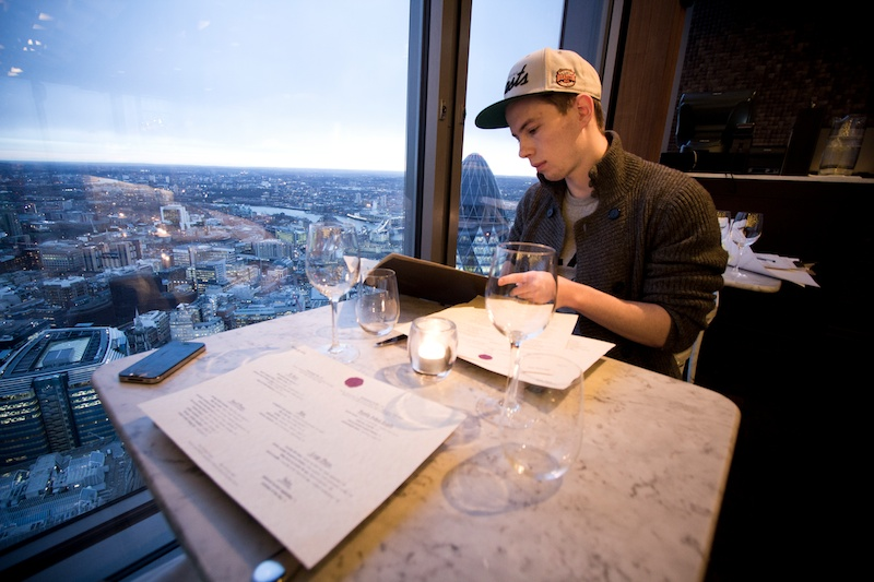 Duck & Waffle |London Restaurant with a view - Restaurants in London