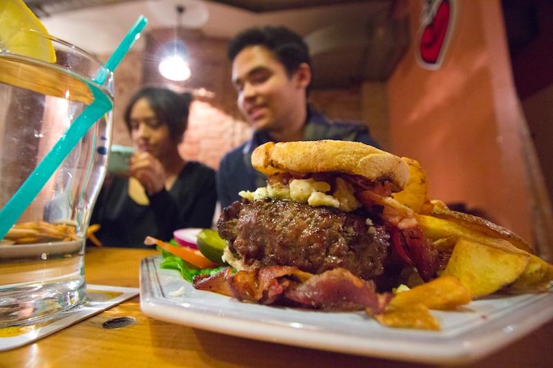 The bird |eating in berlin |food in berlin | berlin restaurants