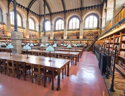 Paris-Insider // Bibliothèque Sainte-Geneviève