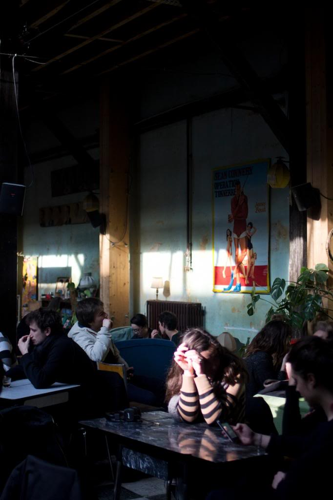 Paris-Insider // Le Comptoir Général