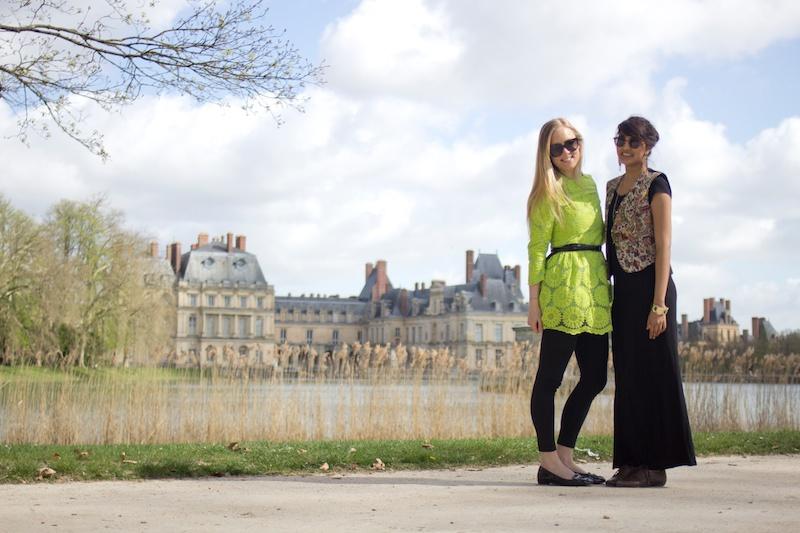 Paris Insider // Daytrip to Château de Fontainebleau