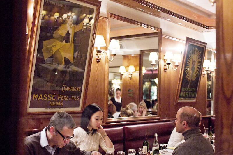 Restaurants in Paris |Le Relais de l'Entrecôte
