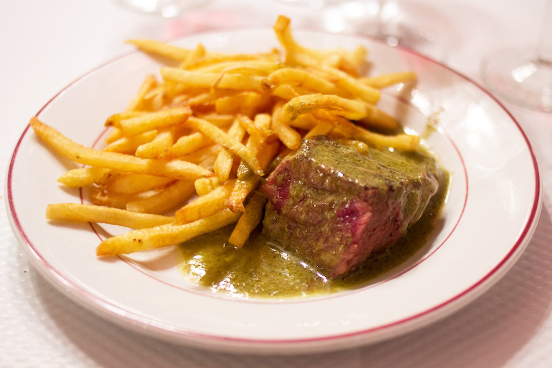 Restaurants in Paris | Le Relais de l'Entrecôte