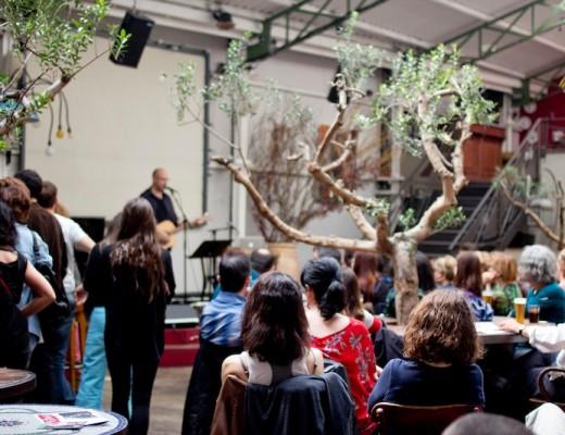 Paris-Insider // Cultural entertainment at La Bellevilloise
