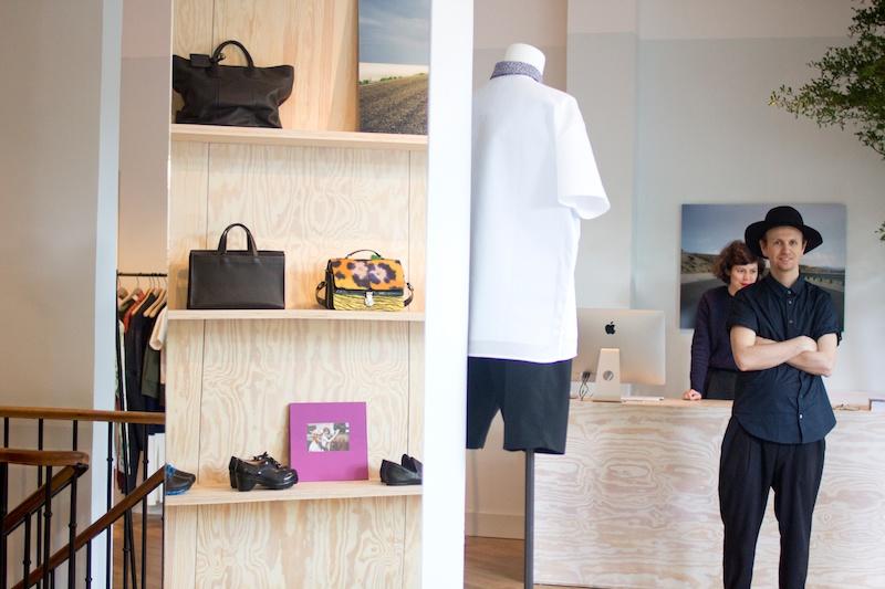 Paris Insider // The Broken Arm concept store