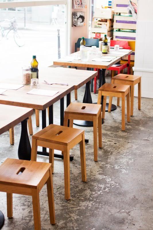 Restaurants in Paris | Nanashi