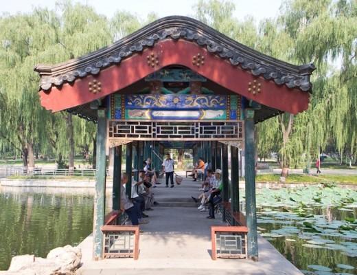 Day 1 Beijing | Longtan Park – Xiaojingchang Hutong - Dali Su restaurant beijing