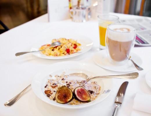 South Tyrol | breakfast at the Hotel Greif in Bolzano