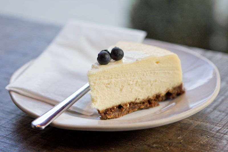 Café in London | Cheesecake at Gail's Kitchen