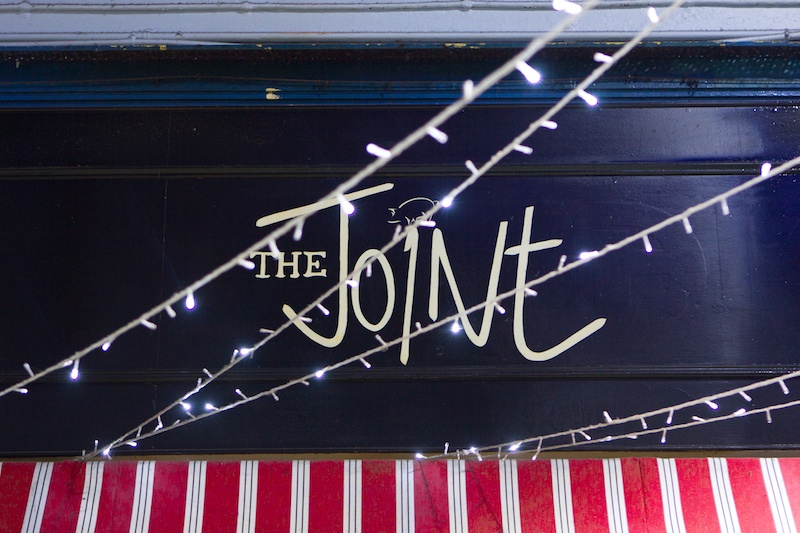the joint in brixton london _ where to eat in London _ food in London _ London restaurants