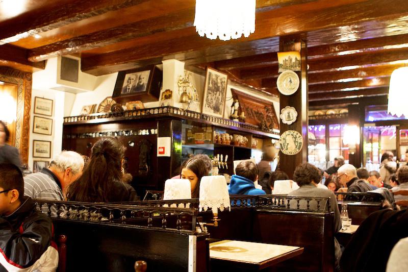 Restaurants in Paris   La Crêperie de Josselin