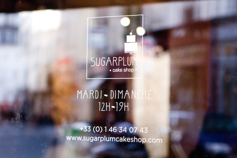 Sweets in Paris | Sugarplum Cake Shop