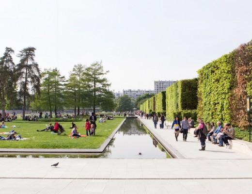 Paris-Insider // Parc André Citroën