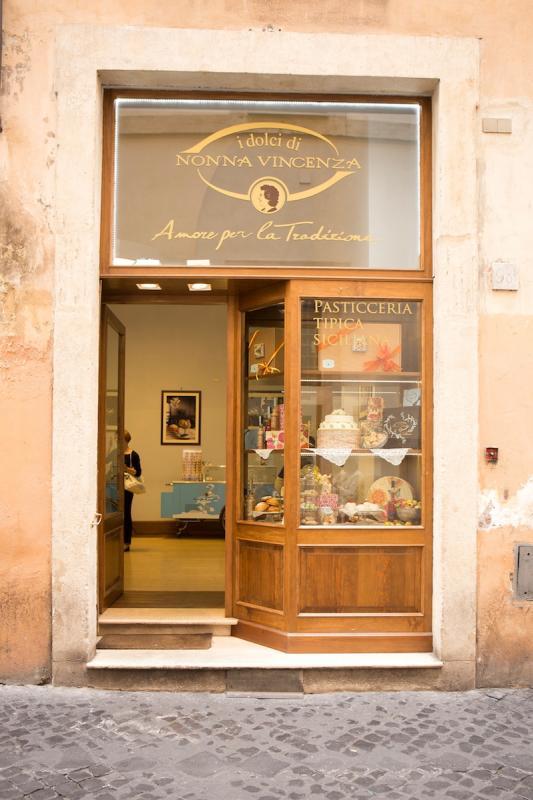 Nonna Vincenza, best Sicilian granita in Rome