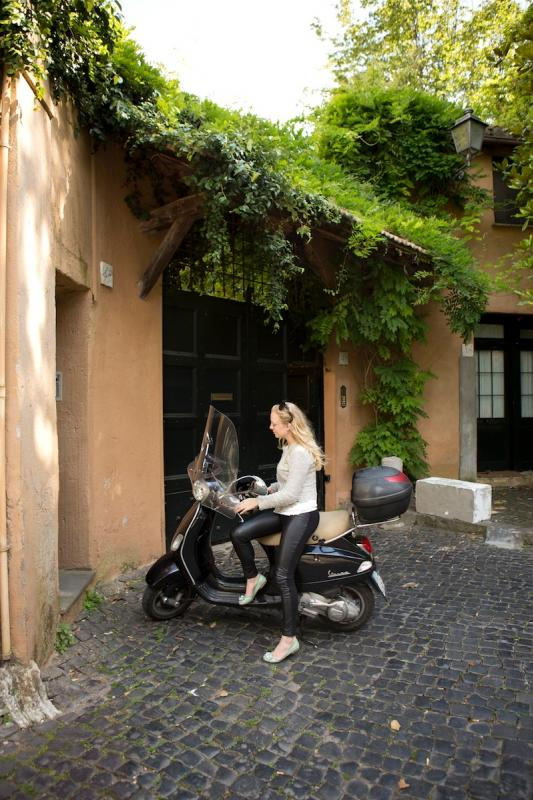 Vespa tour through Rome | München Modeblog, German Fashion Blog, Fashionblogger, new trends