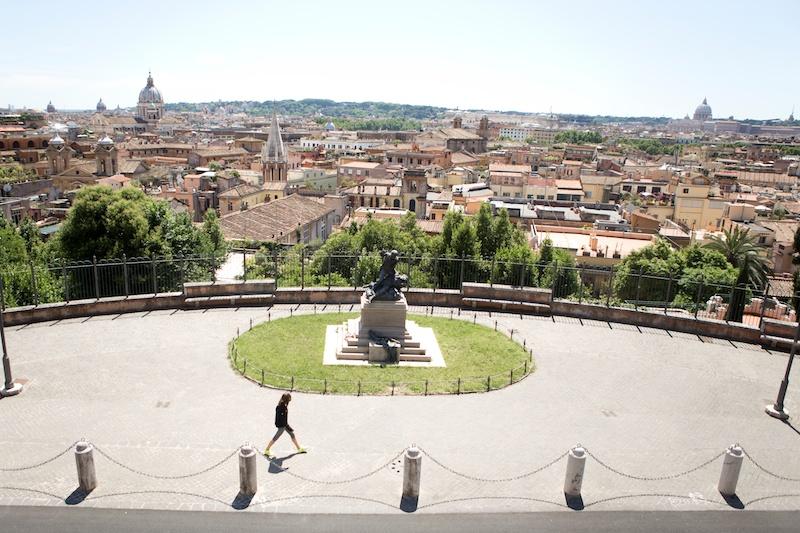 tour durch rom