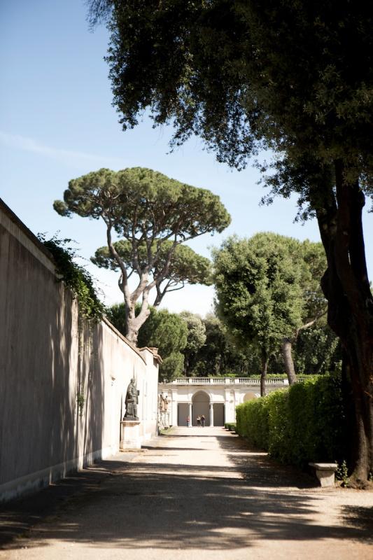 Villa Medici Rom Hotel