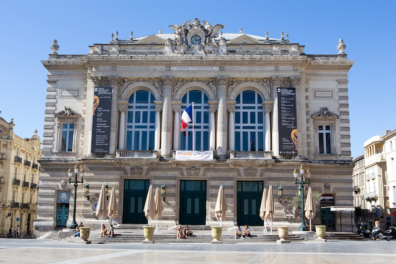 Montpellier, stroll through Montpellier, tourisme Montpellier, sightseeing Montpellier