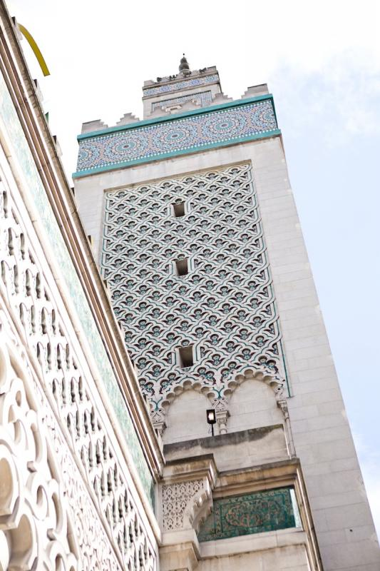 Grande Mosquée de Paris, Mosquée Paris, Salon de Thé Grande Mosquée de Paris, travelblog, travel, Paris, sightseeing in Paris, must do in Paris