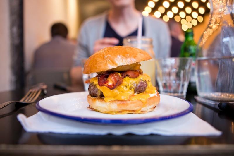 Restaurants in Paris | Burgertime at PNY