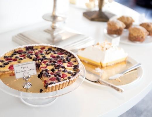 Rose Bakery au Bon Marché, Paris