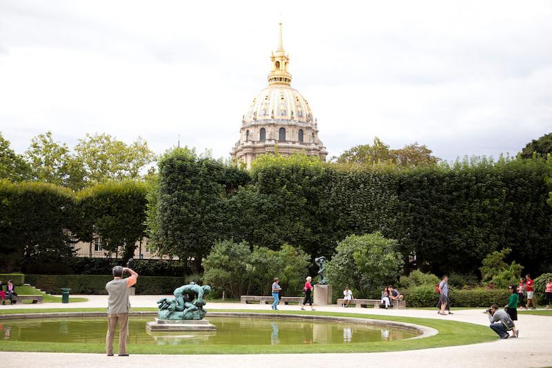 Musée Rodin, museums Paris, musei a Parigi, Museum in Paris, Midnight in Paris location, Impressionismus, sightseeing in Paris, must-do in Paris, tourist in Paris, www.thegoldenbun.com