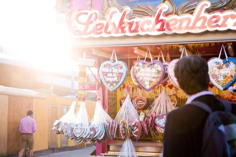 Back in Munich for a last time on the Wiesn | www.thegoldenbun.com | Oktoberfest, Wiesn, Bayern, Hacker Pschorr, Himmel der Bayern, goodtime, Bier, Mass