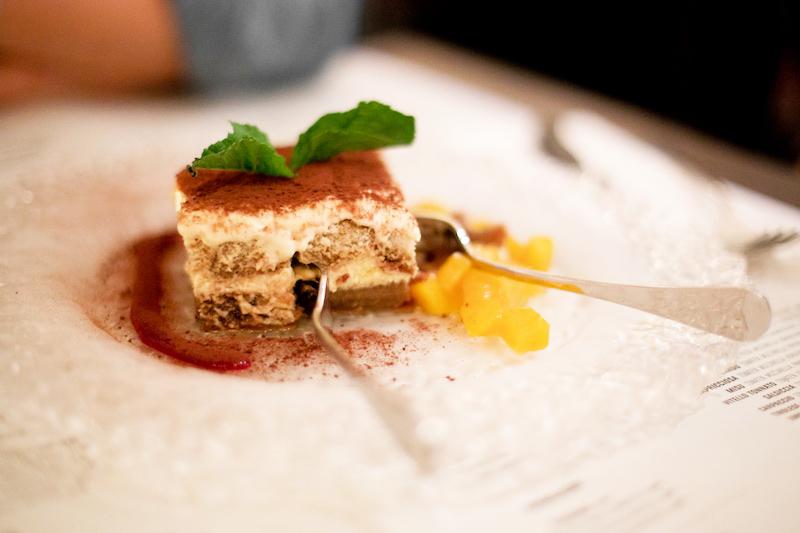 Restaurants in Munich | Italian dinner at Bar-Pizzeria Garbo