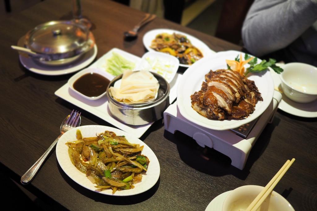 The Golden Bun / food recommendation Munich, Essen in München, Neues Restaurant München, Gyoza Bar München