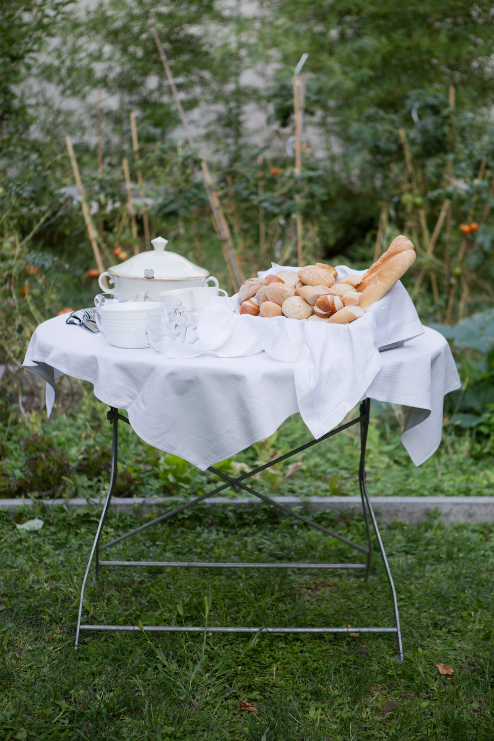 Garden party | delicious recipes without barbecue, summer garden party