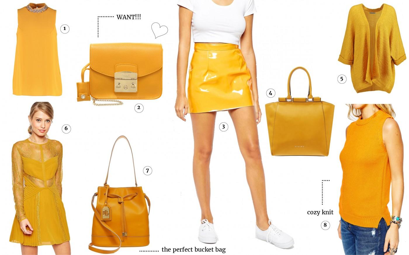 The Golden Bun | München Modeblog, German Fashion Blog, Fashionblogger, new trends, mustard yellow