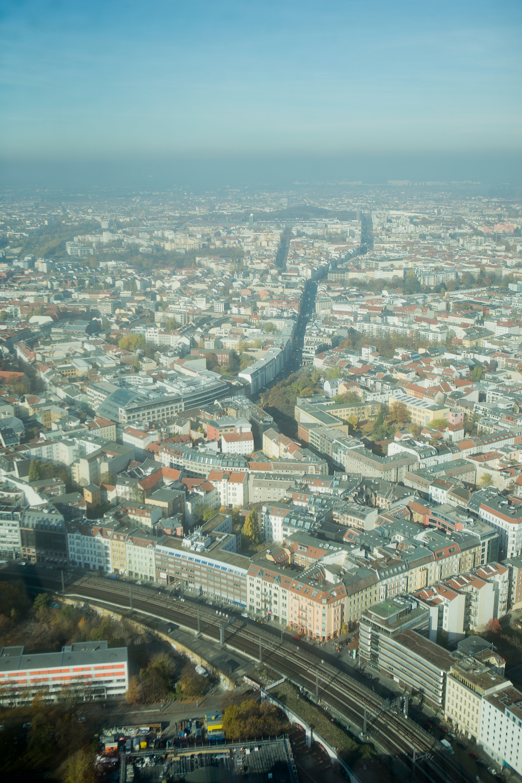 Fernsehturm Alexanderplatz, Aussicht auf Berlin, sightseeing in Berlin, what to see in Berlin, Berlin Citytrip, The Golden Bun, #thegoldenbunontour