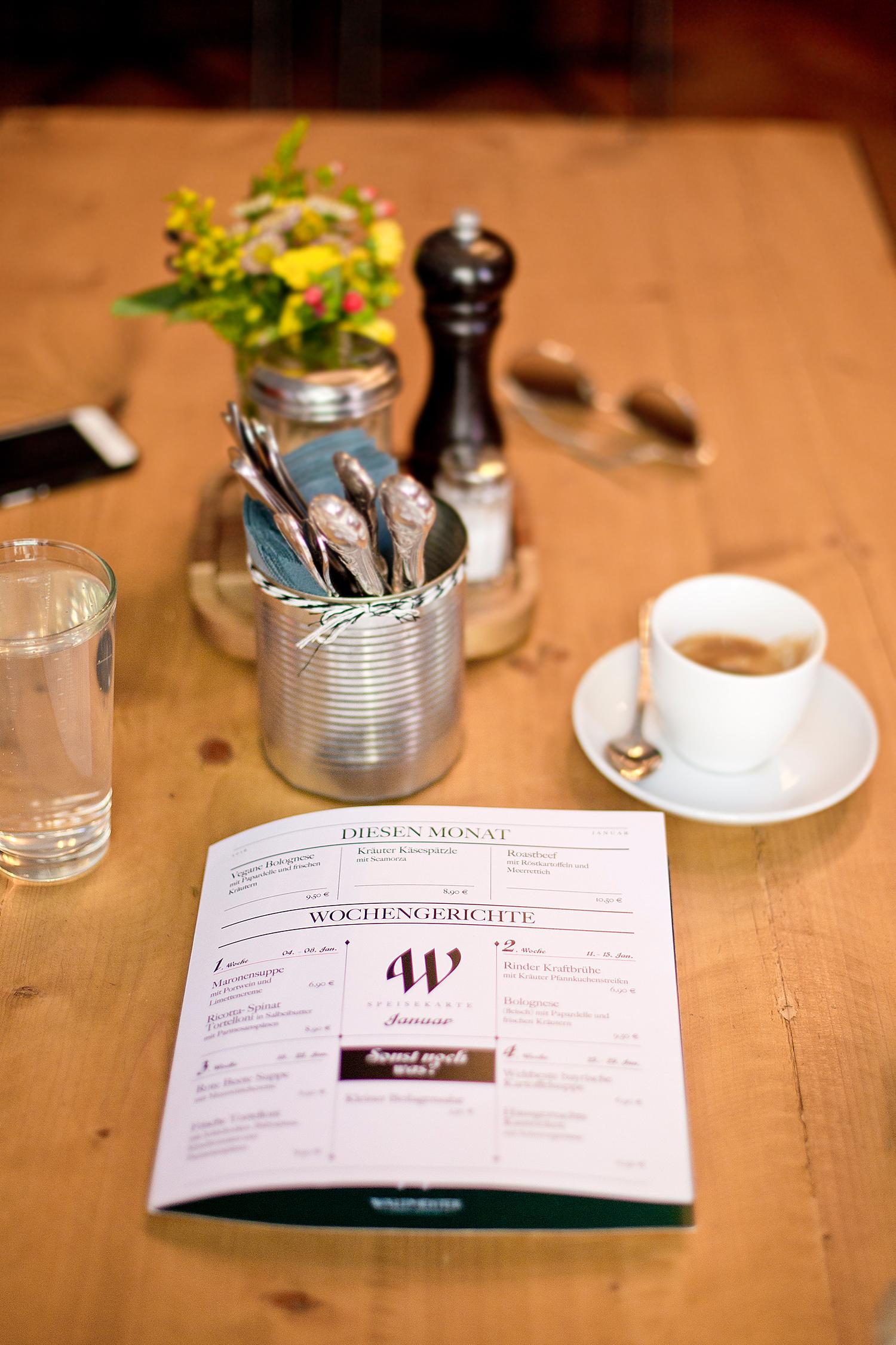 Waldmeister, Restaurants in Munich, Restaurants in München, Essen in München Eating in Munich, Munich Food