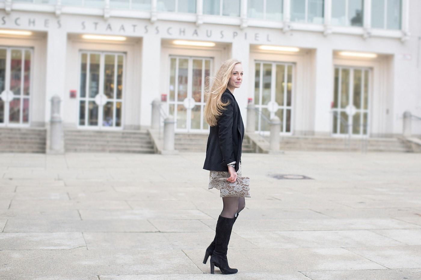lace skirt, Alexandra Kasper Photography, blogger outfit with hat, The Golden Bun | München Modeblog, German Fashion Blog, Fashionblogger, new trends