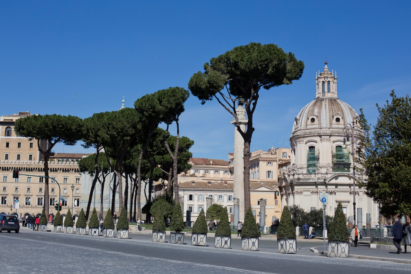 4 days in Rome, 4 Tage in Rom