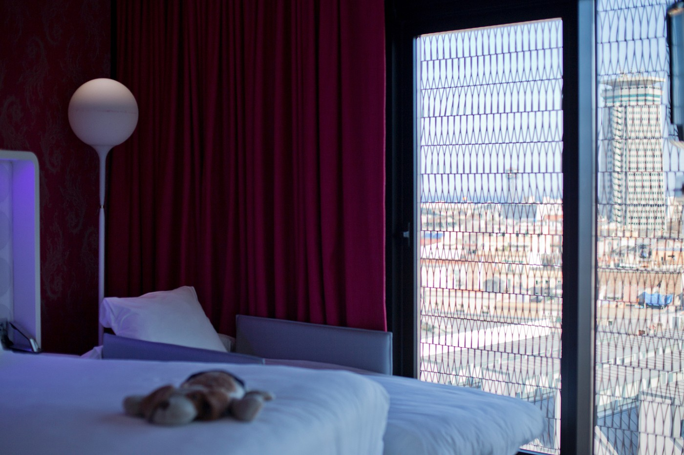 Barcelo Raval Barcelona hotels, where to stay in Barcelona, nice hotel in barcelona rooftop in barcelona