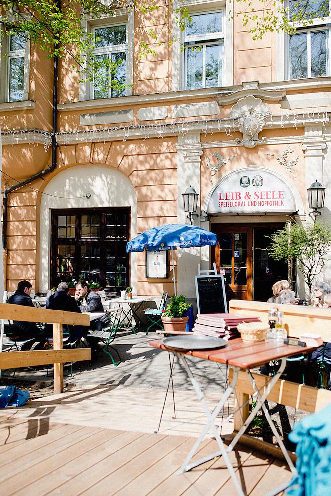 Restaurants In Munich Bavarian At Leib Und Seele