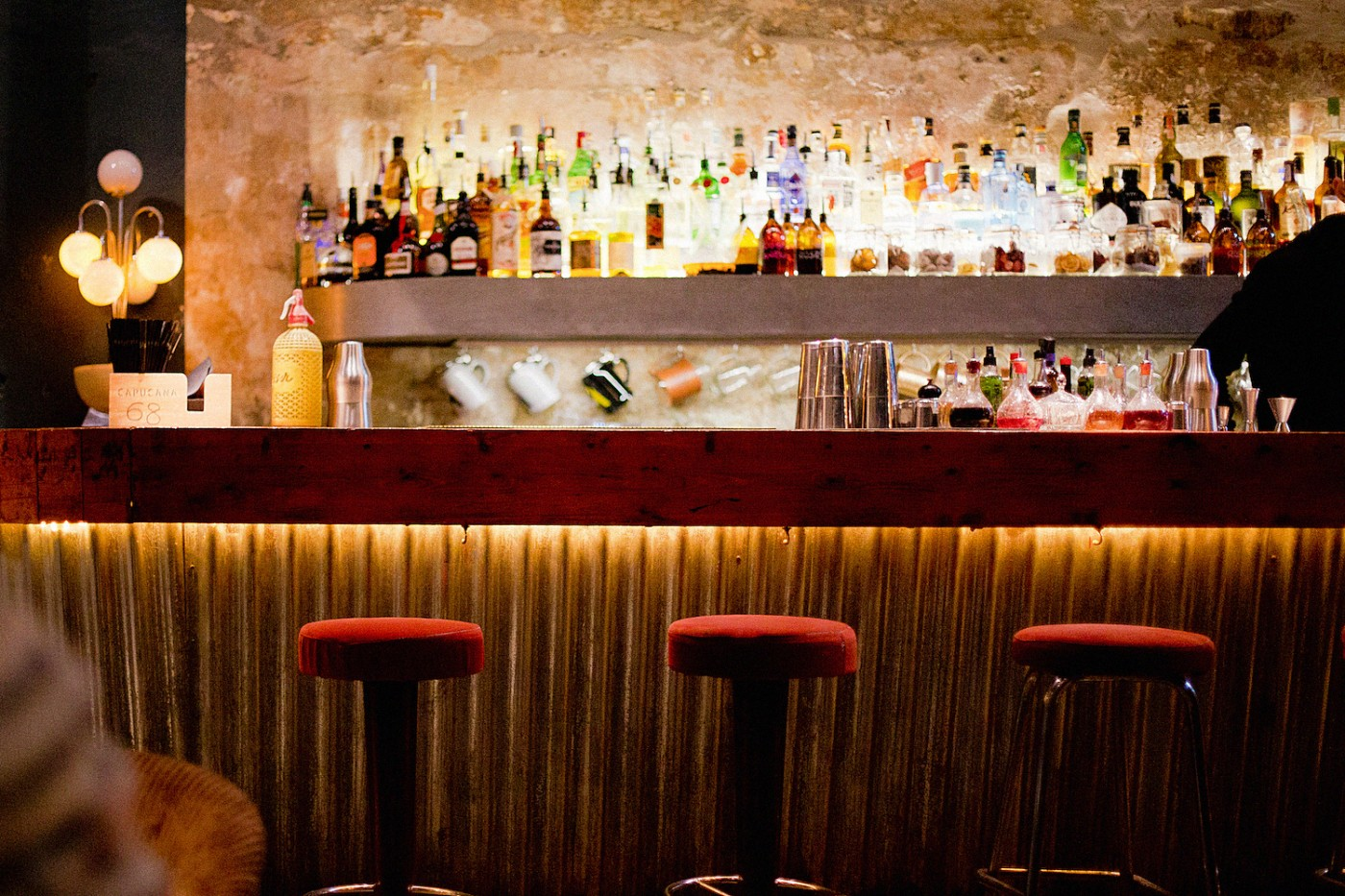 Barcelona Food Guide, Bar 68 barcelona food, eating in Barcelona, restaurant guide for Barcelona,