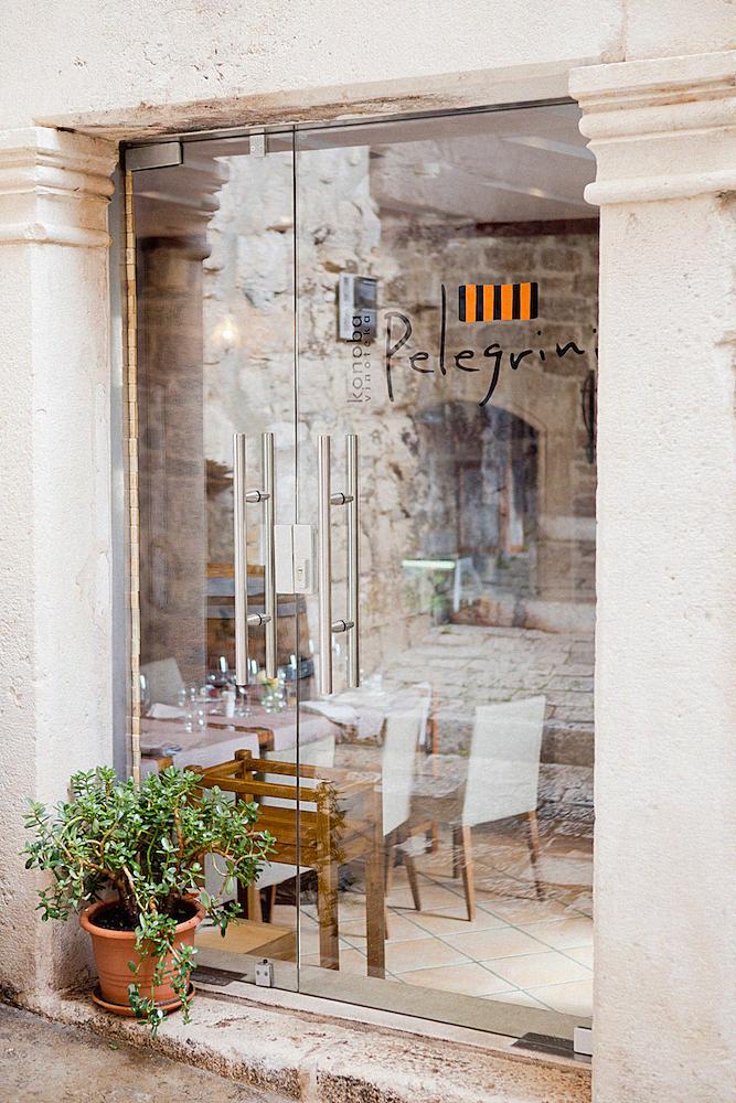Pelegrini Sibenik_gourmet restaurant Pelegrini – konoba & vinoteka_best restaurant experience Croatia