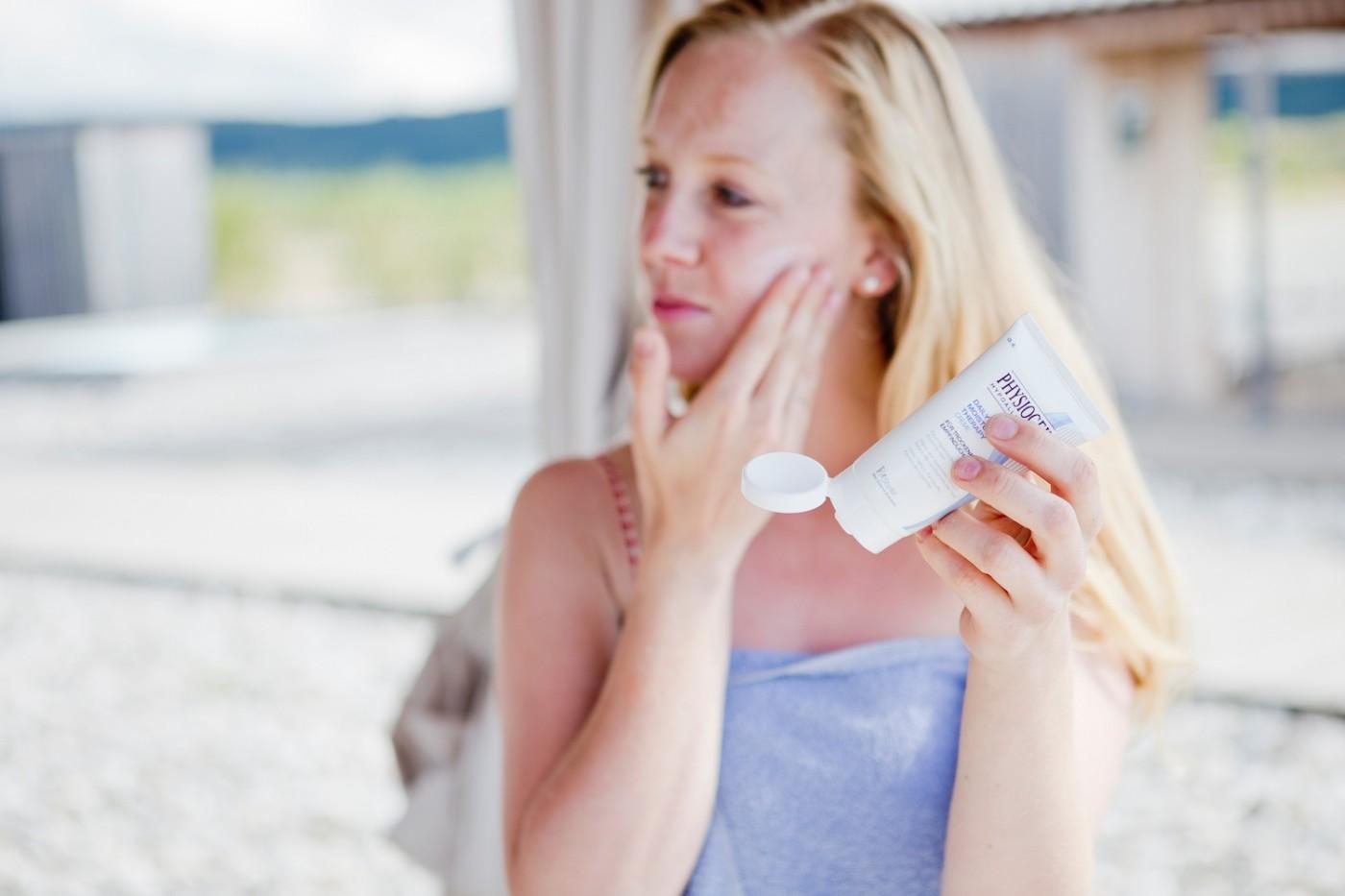 Physiogel hautpflegeprodukte ohne Parfüm, Farbstoffe, Konservierungsmittel für trockene und empfindliche Haut