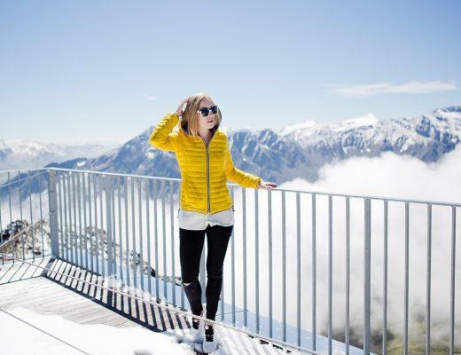duvetica jacket yellow _ the golden bun _ german blogger _ deutscher modeblog münchen _ italia independent sunglasses